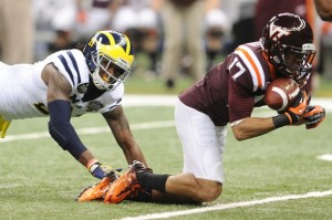 Virginia Tech's Kyle Fuller is #33 on Our Countdown of the ACC's Top 50 Players for 2013