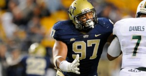 Pittsburgh's Aaron Donald is #9 in Our Countdown of the ACC's Top 50 Players for 2013