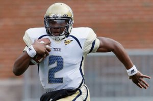 Has Georgia Tech's Offense Become Too One-Dimensional? And Can Vad Lee Fix That?