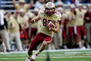 Boston College's Alex Amidon is #13 in Our Countdown of the ACC's Top 50 Players for 2013