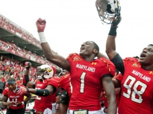 Maryland's Stefon Diggs is #5 in Our Countdown of the ACC's Top 50 Players for 2013