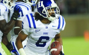 Duke's Ross Cockrell is #19 in Our Countdown of the ACC's Top 50 Players for 2013