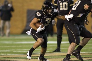 Wake Forest's Michael Campanaro is #18 in Our Countdown of the ACC's Top 50 Players for 2013