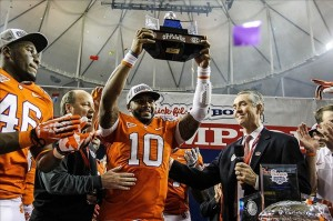 Following a Big Postseason Win Over LSU, Expectations Are Sky-High at Clemson