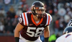 Virginia Tech's Jack Tyler is #26 on Our Countdown of the ACC's Top 50 Players for 2013