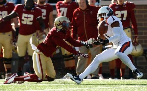 Virginia Tech's Antone Exum is #28 on Our Countdown of the ACC's Top 50 Players for 2013