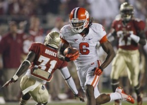 Clemson Florida State Miami Louisville National Title Contenders ACC Football 2013