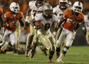 Florida State's Devonta Freeman is #21 in Our Countdown of the ACC's Top 50 Players for 2013