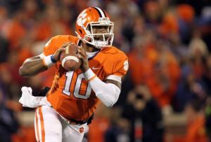 Clemson's Tajh Boyd is #1 in Our Countdown of the ACC's Top 50 Players for 2013