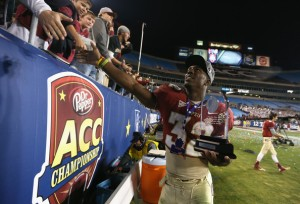 Florida State's James Wilder is #16 in Our Countdown of the ACC's Top 50 Players for 2013