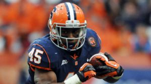 Jerome Smith and the Syracuse Running Game Hope to Guide the Orange Back to the Postseason