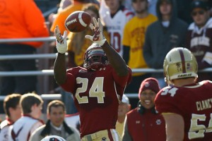 Boston College's Kevin Pierre-Louis is #29 on Our Countdown of the ACC's Top 50 Players for 2013