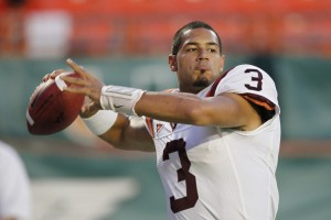 Virginia Tech's Logan Thomas is #25 in Our Countdown of the ACC's Top 50 Players