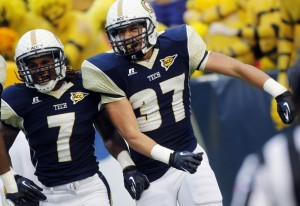 Georgia Tech's Zach Laskey is #31 on Our Countdown of the ACC's Top 50 Players for 2013