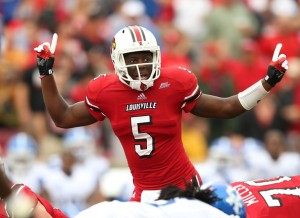 Louisville's Teddy Bridgewater is #2 in Our Countdown of the ACC's Top 50 Players for 2013
