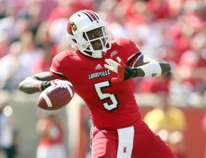 Can Louisville End Their Time in the Big East/AAC With an Unbeaten Season?