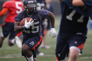 Virginia's Kevin Parks is #24 in Our Countdown of the ACC's Top 50 Players for 2013