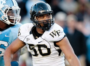 Wake Forest's Nikita Whitlock is #22 in Our Countdown of the ACC's Top 50 Players for 2013