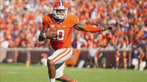 Clemson's National Title Case Helped By Win Over Wake, Plus UGA's Win Over LSU Too