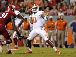 Clemson Survived a Scare Vs. NC State on Thursday, and Stay Atop This Week's Rankings