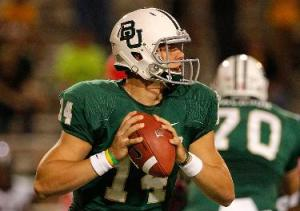 Bryce Petty and Baylor are This Week's Big Gainers in the Rankings