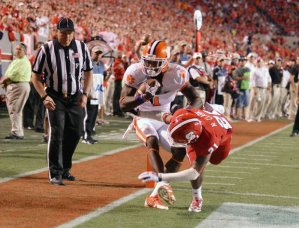 This Week's Projections Still See the Clemson Tigers Headed to the Orange Bowl as ACC Champs