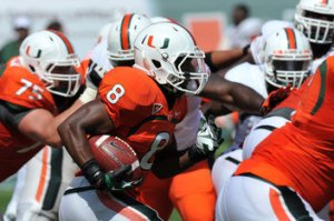 Duke Johnson Should Hold the Key to Whether or Not Miami Can Take Down Florida
