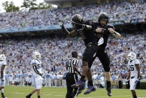 The Entire North Carolina Tar Heels Defense is the ACC Goat of the Week for Week 5