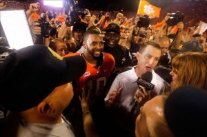 After a Five-Touchdown Effort Against Georgia, Tajh Boyd Can Determine Own Heisman Destiny
