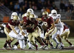 Boston College Running Back Andre Williams is the ACC Player of the Week for Week 2