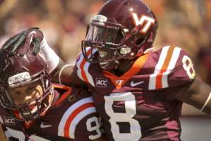 Thanks to Detrick Bonner and Others, Virginia Tech's Defense is Reaching New Heights