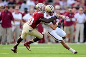 Lamarcus Joyner Florida State Defense Struggles Seminoles Boston College Issues