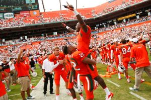 Following Miami's Upset Over Florida, the Narrative Around the ACC Has Drastically Shifted