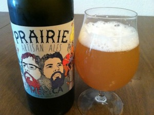 Week 4′s Game Day Beer of the Week: Prairie Artisan Ales 'Merica