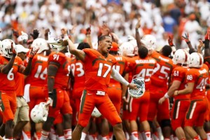Miami Florida Gators Hurricanes Upset 2013 ACC Football SEC Stephen Morris