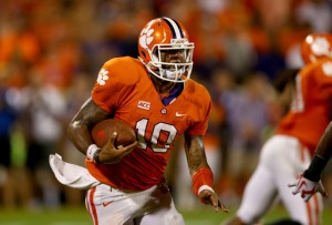 This Week's ACC Slate Starts on Thursday, With Clemson Traveling to Raleigh to Face NC State