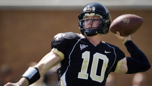 Wake Forest Demon Deacons QB Tanner Price is the ACC Goat of the Week for Week 4