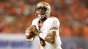 Florida State Quarterback Jameis Winston is the ACC Player of the Week for Week 5