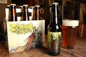 Week 5′s Game Day Beer of the Week: Three Floyds' Zombie Dust