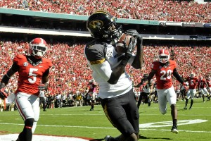 Missouri's Upset Over Georgia is One of Several Big Wins That Shook Up This Week's Polls