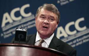ACC Football NCAA College Football Selection Commitee John Swofford Media Days