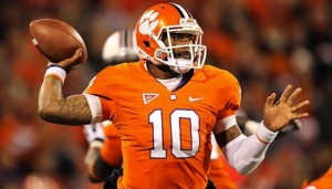 ACC Football Mid-Season Review Second Half Projections Tajh Boyd Clemson Heisman Championship