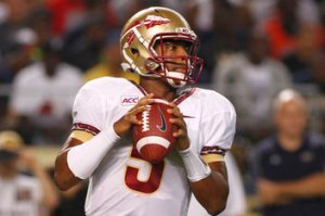 Florida State QB Jameis Winston is the ACC's Player of the Week for Week 8