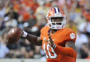 Tajh Boyd Understands the Pressure He and His Clemson Tigers Will Be Up Against This Saturday