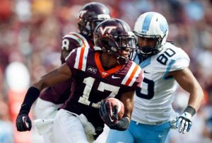 Virginia Tech's Win Over North Carolina Puts Them Head-to-Head With UNC for Coastal