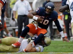 Syracuse Orange QB Terrel Hunt is the ACC Goat of the Week for Week 8