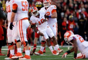 Clemson Football ACC 2013 Tajh Boyd Injury Incosistency Shaken Florida State Loss