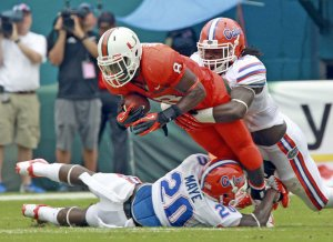 Now Ranked 10th in the Country, Could Miami Position Itself for a BCS Bid?