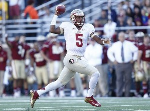 After His Strong Play Carried FSU Over Boston College, Jameis Winston Moves Up the Watch List