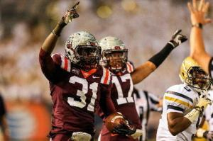 Virginia Tech and Pitt Face Off in One of the ACC's Top Matchups of the Weekend
